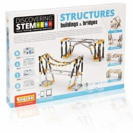 Discovery STEM STRUCTURES (BUILDINGs and BRIDGes)