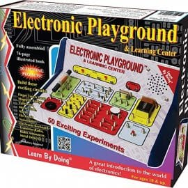 Snap Circuits Electronic Playground & Learning Center